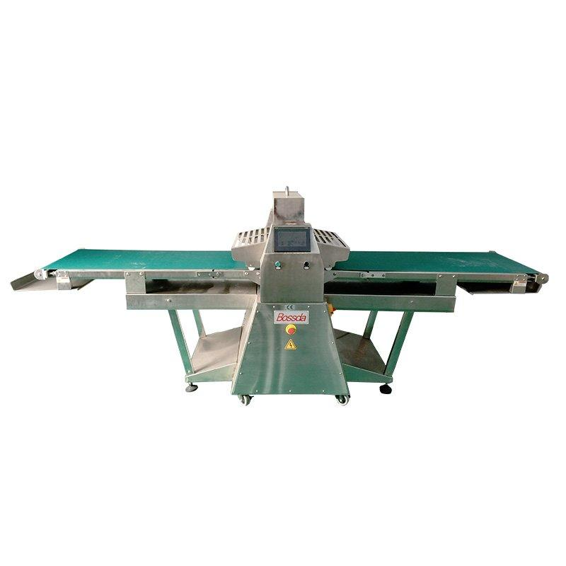 Automatic dough sheeter (Automatic rolling, automatic floor and roll up function) BDQ-650Z