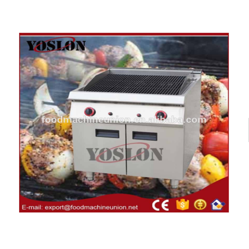gas grill machine for restaurant