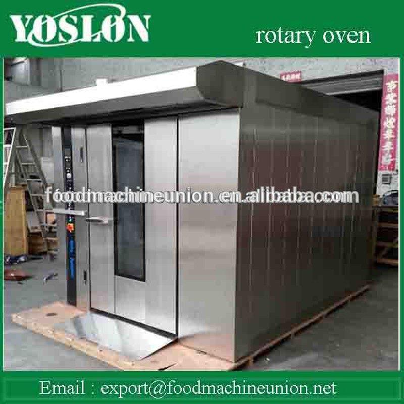 two trolley oven bakery rotary rack ovens for sale/ double trolley oven/ convection oven