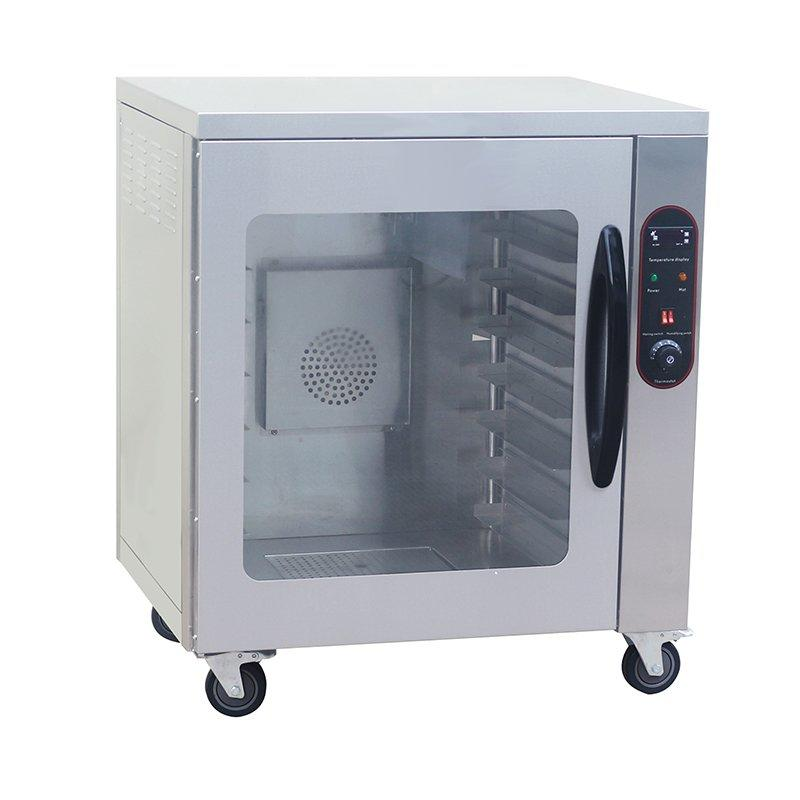New style industrial electric bakery convection oven with proofer for sale
