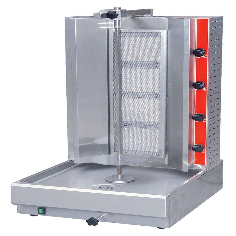 Restaurant Professional Electric/Gas doner kebab production machines