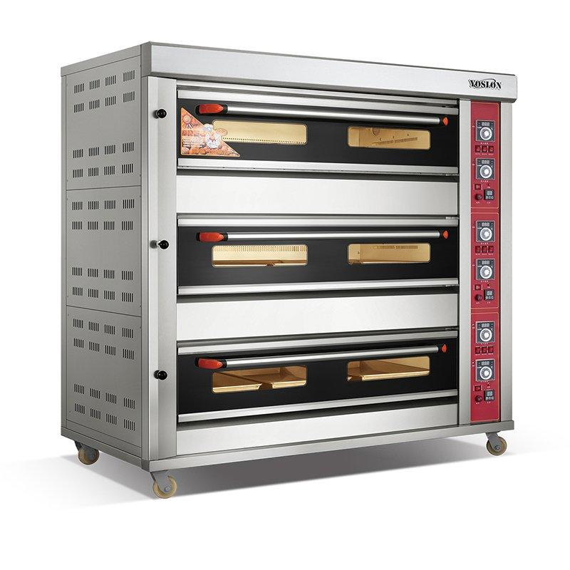 YUMAI High quality Gas deck oven CB-D309
