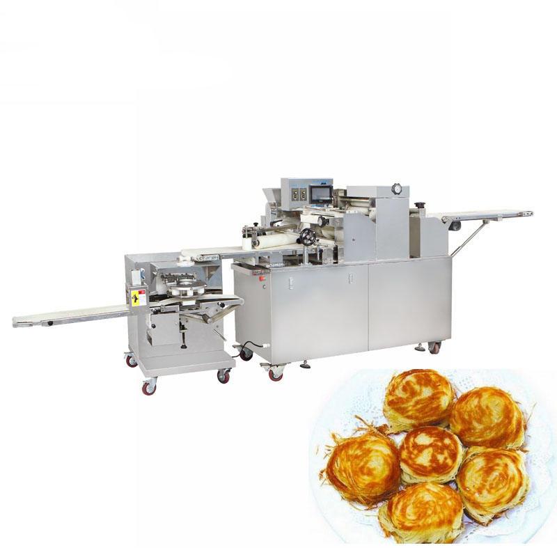 Crispy Cake And Bread Production Line Machine