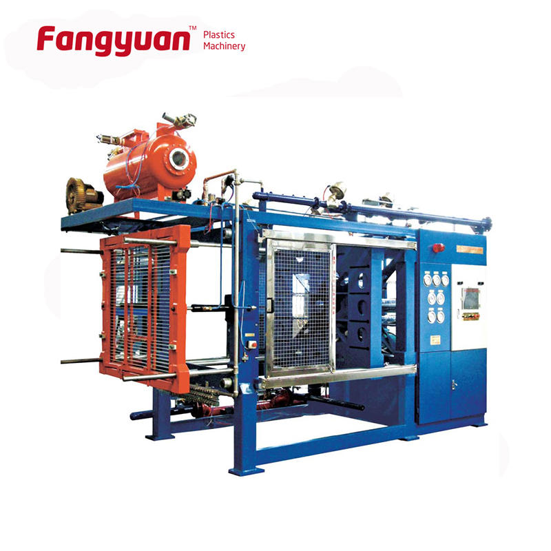 Fangyuan eps foam fruit and vegetable packing polystyrene box moulding machine