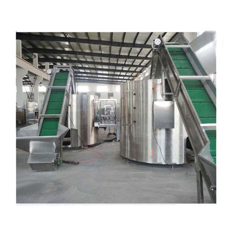 Automatic Bottle Unscrambler with 28000BPH