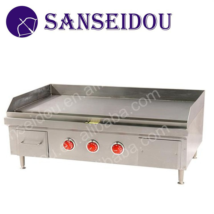 SGT-36 Commercial 36 inch counter top electric griddle