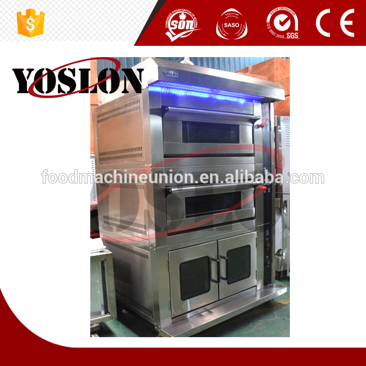 YOSLON 2018 new design combination oven with proofer electric oven proofer