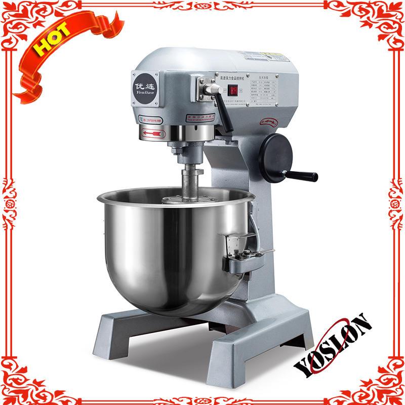 10L mixer baking planetary mixer for bakery from China