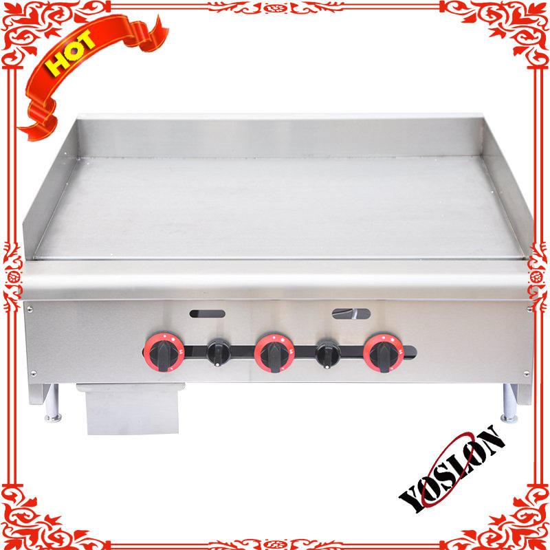 Commercial 36 inch counter top electric griddle SGT-36