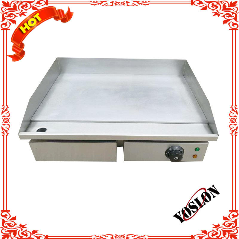 Counter Top Electric Combination Oven Series Electric Flat Griddle/Griddle Electric