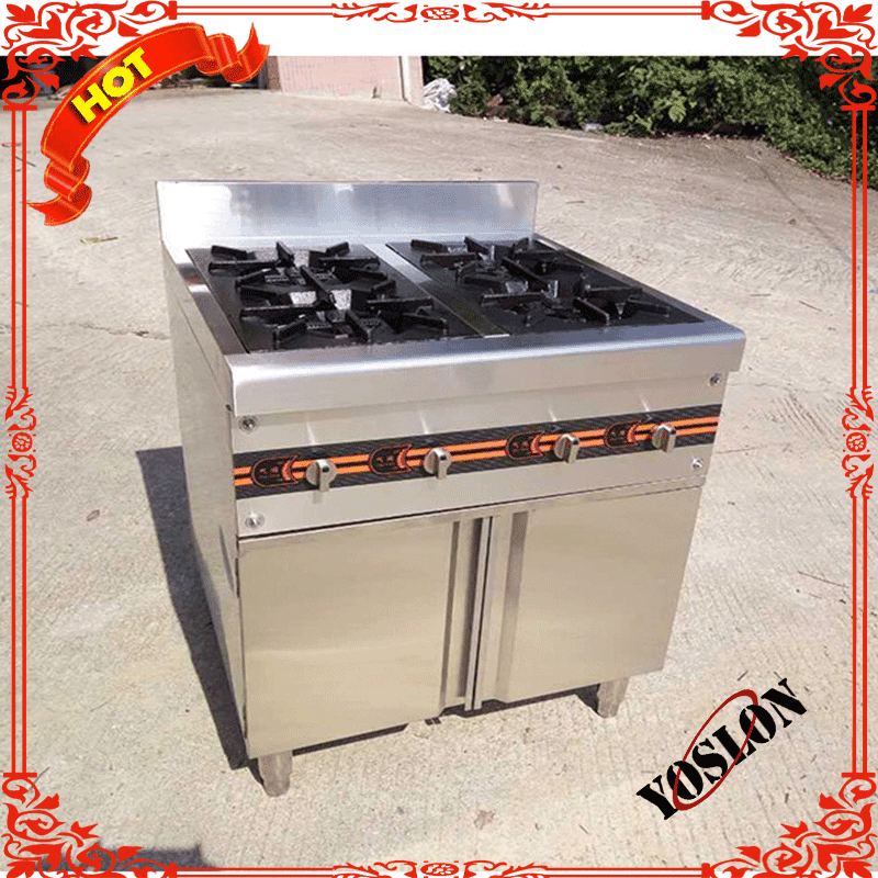 Commercial Counter Top Gas Stove/gas stove with glass top