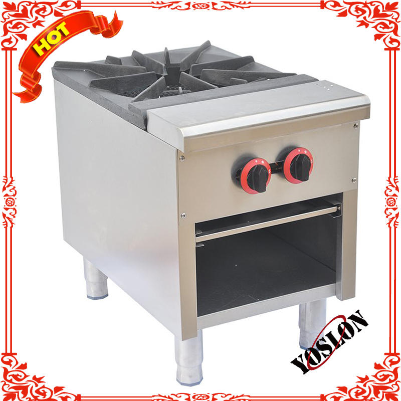 italian heavy duty blue flame cooker single burner gas stove price