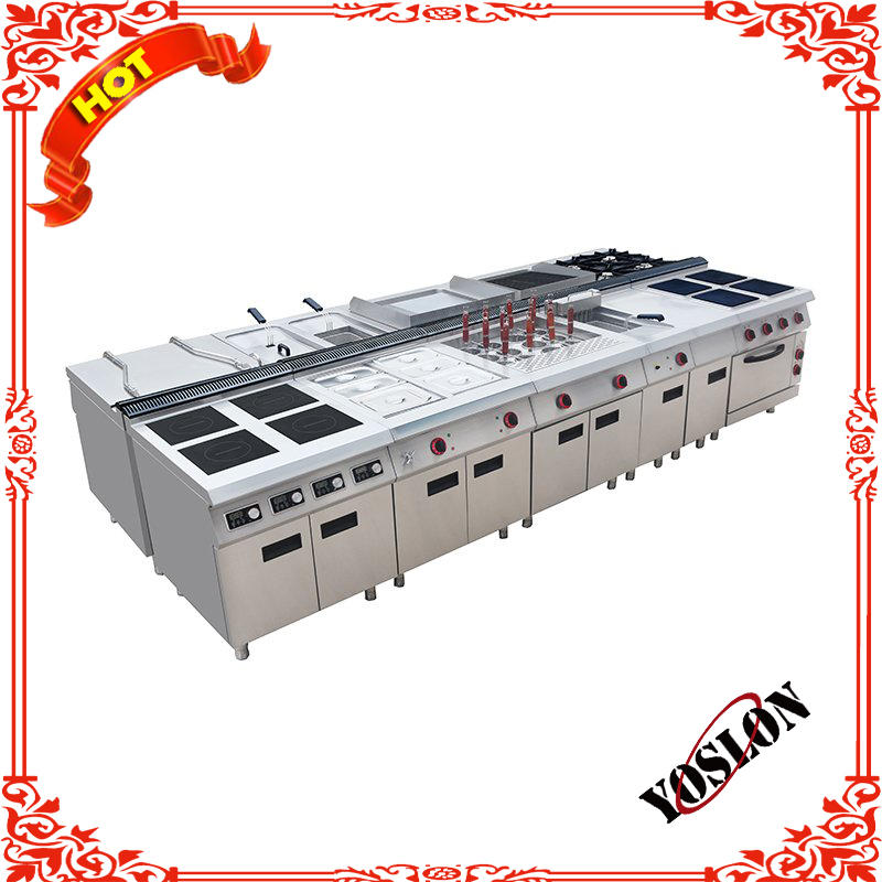 Electric Combination Oven