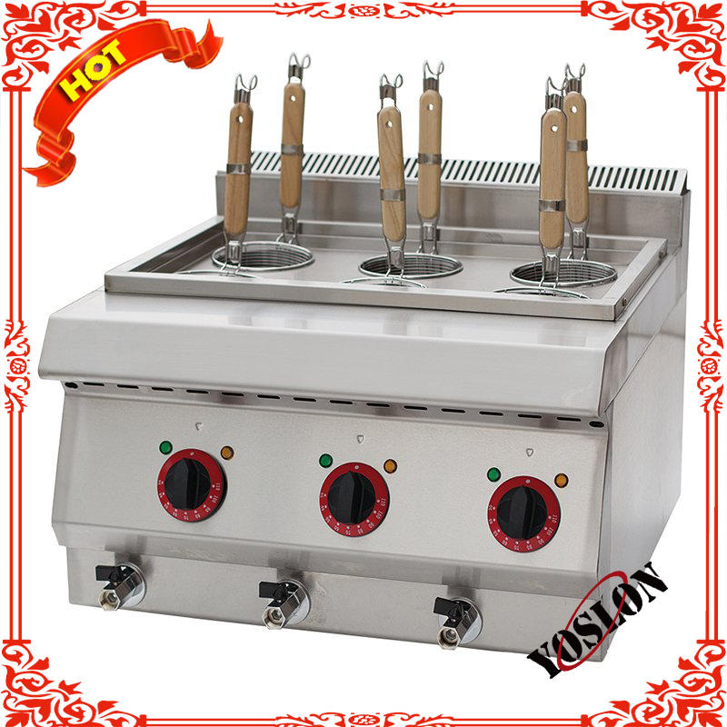 Commercial Counter Top Gas Pasta Cooker GH-568
