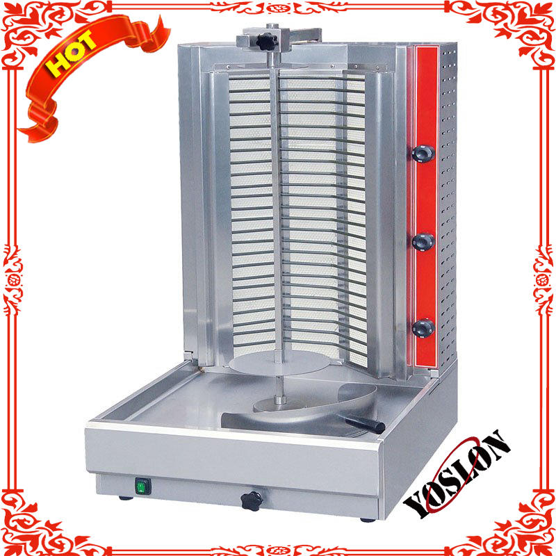 Turkish Doner Kebab Gas Shawarma/Roti Making Machine/Roti Machine