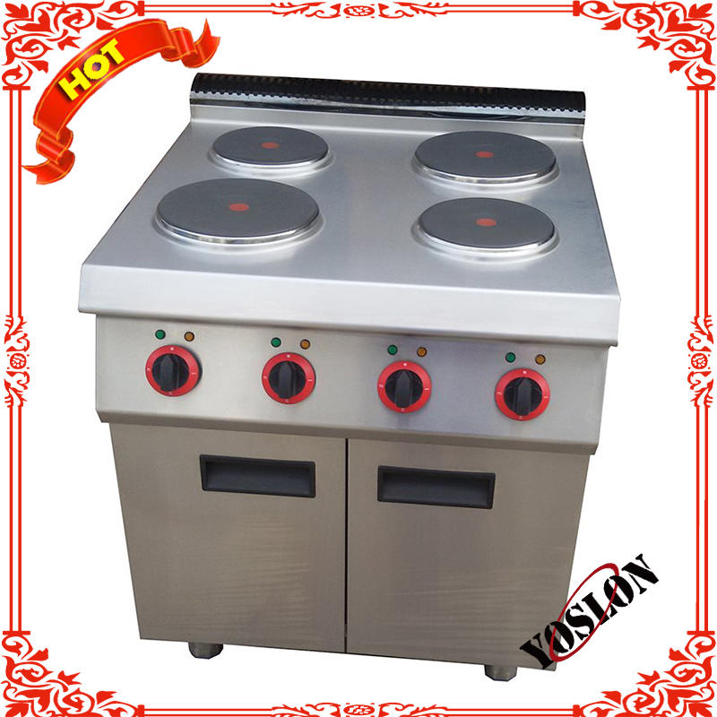 2017 Hot Sale 4 Plates Chinese Cooking Range Brands TT-WE158A
