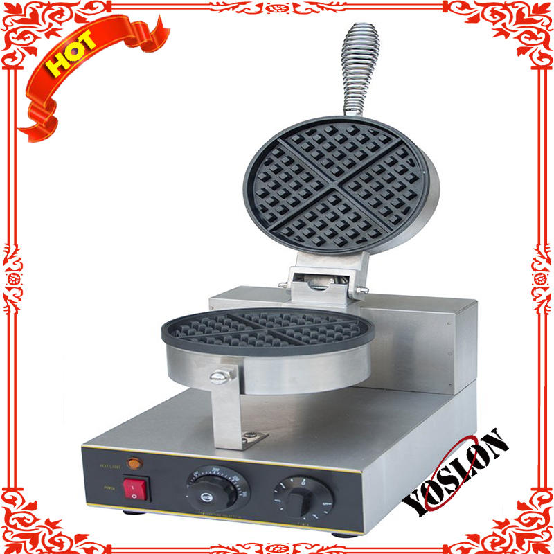 JunJian OEM factory kitchen appliances electric 220V machines egg waffle maker