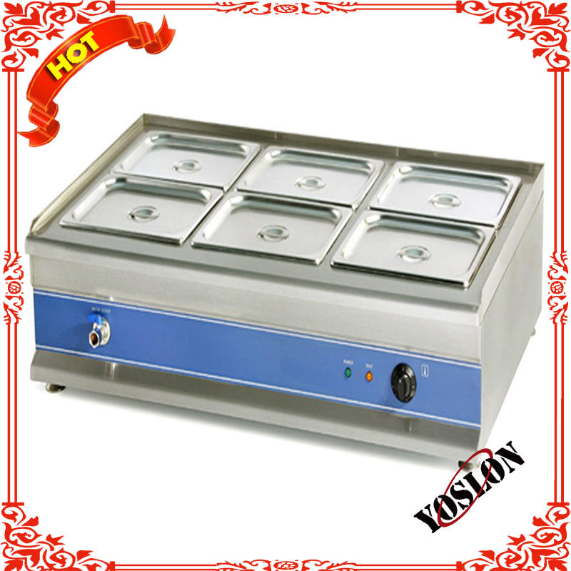 Counter top electric bain marie