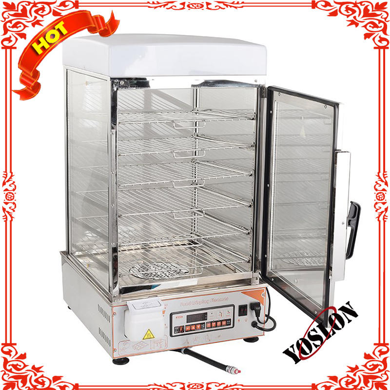 restaurant equipment kitchen Food warming show case ELW-900B
