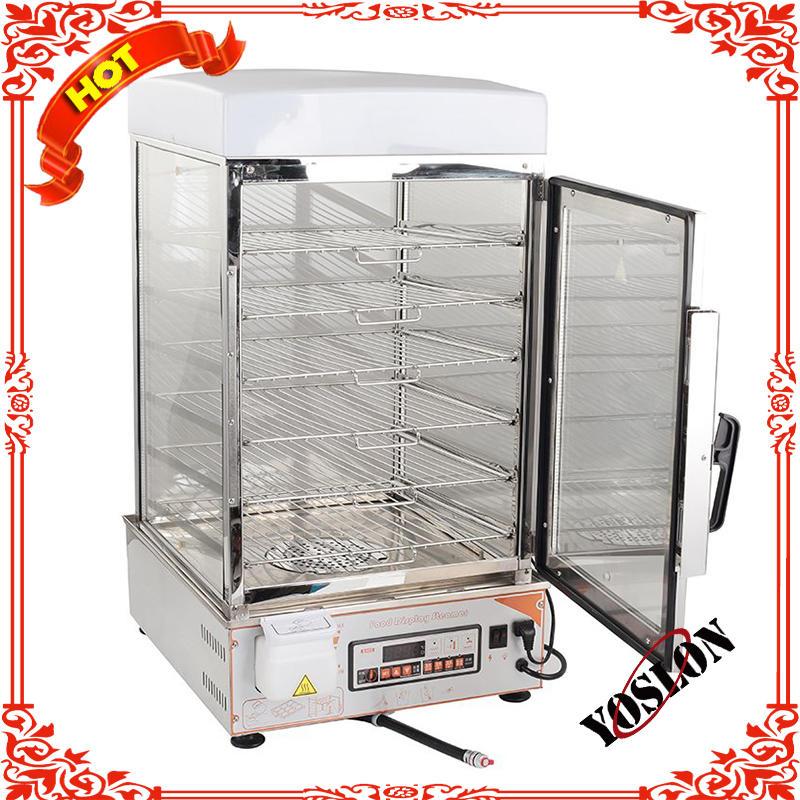 restaurant equipment kitchen Food warming show case ELW-900B