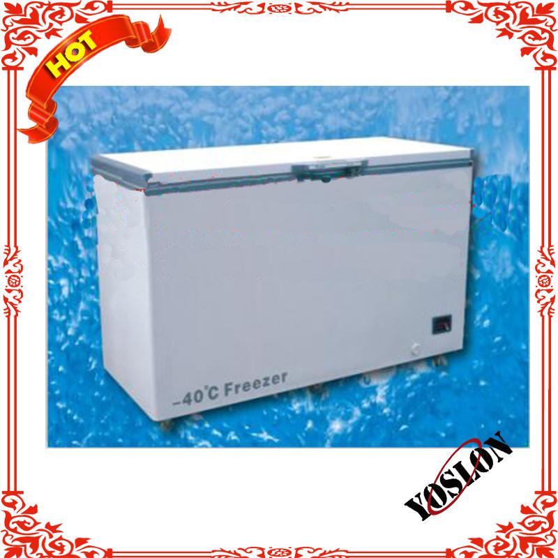 Low temperature freezer with 100089