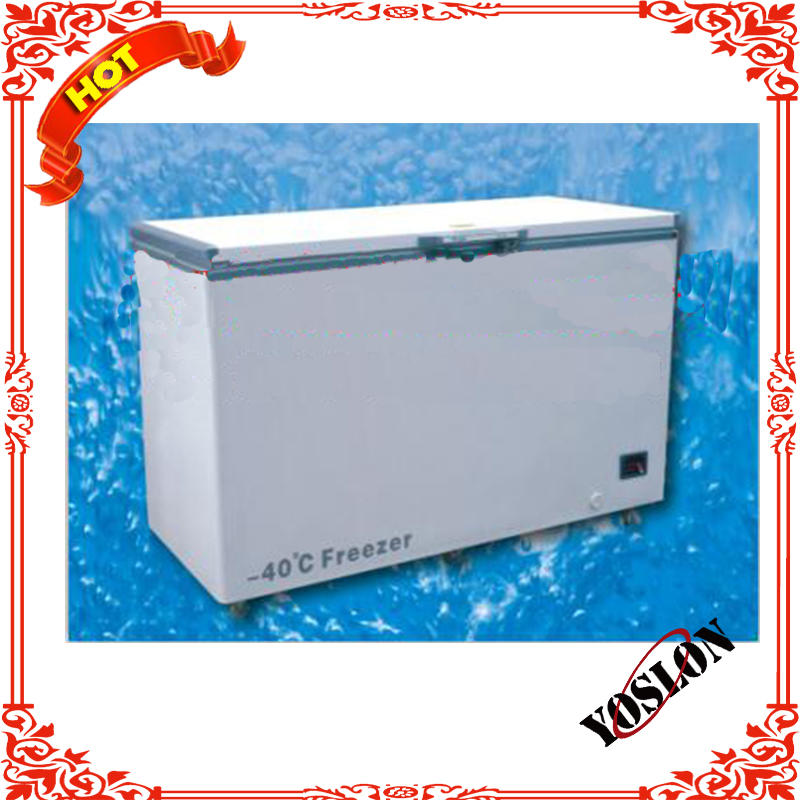 Low temperature freezer with 100089