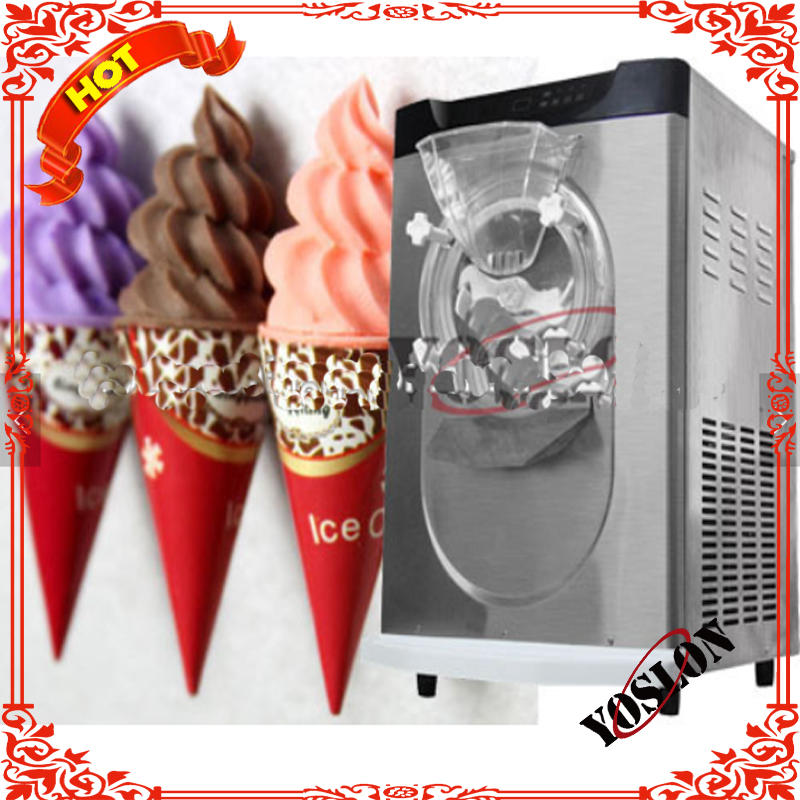 Excellent quality new fashion high capacity ice cream machine