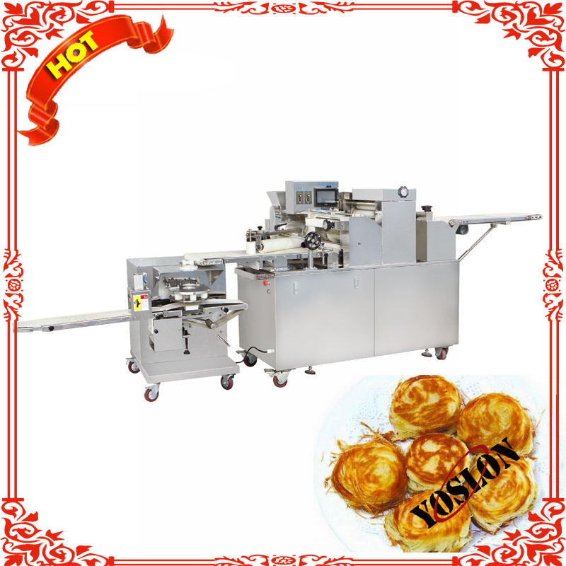 Crispy Cake And Bread Production Line Machine