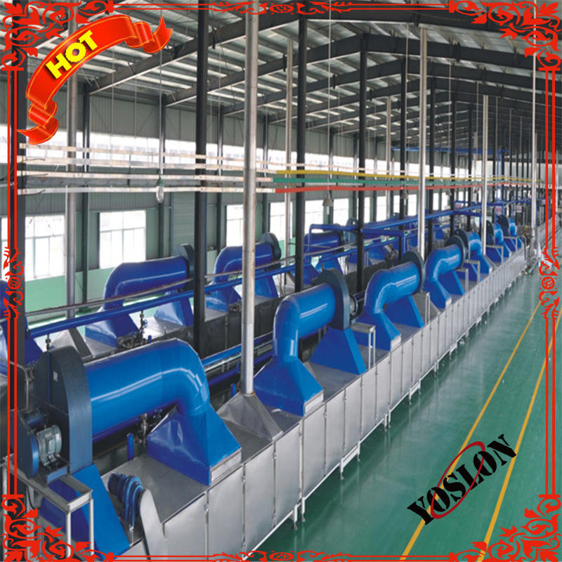 Wholesale In China full automatic compound fried Instant Noodle Machine