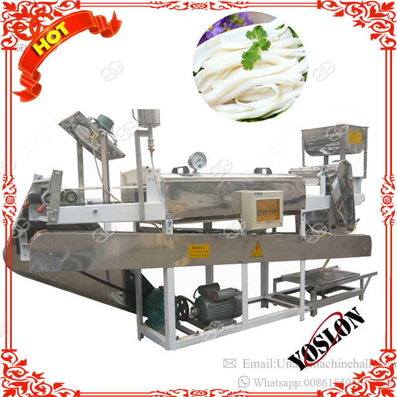 Automatic Kway Teow Making Machine/Fried Rice Noodle Making Machine/Kway Teow Maker Machine
