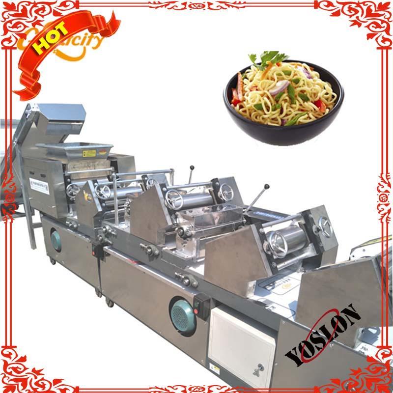 Full automatic fine dried noodles making machine,2.5 ton/8h-12ton/8h Production Capacity noodle making machine