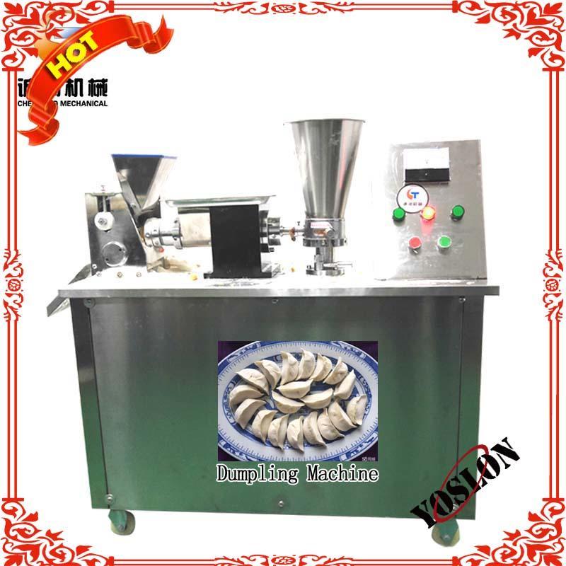 Automatic small dumpling making machine