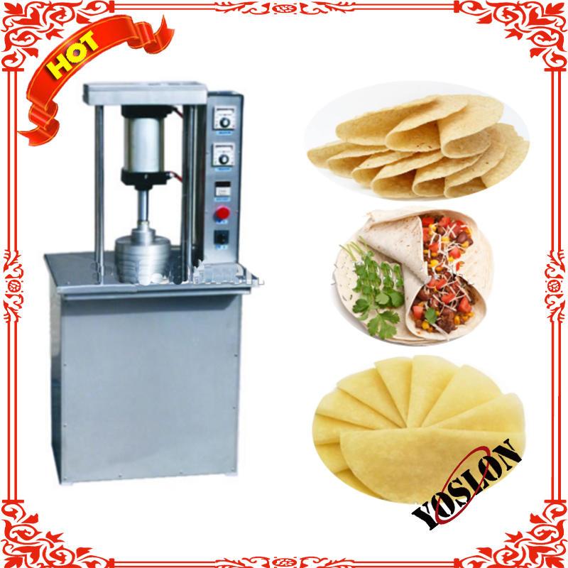 Commerical tortilla press making machine/pizza dough presser