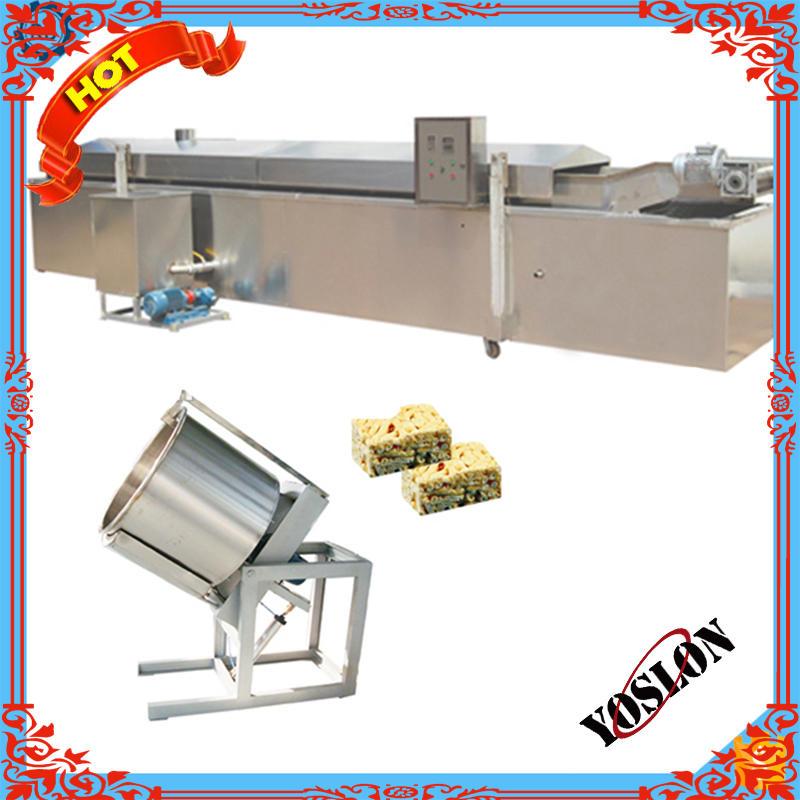 Professional Good Feedback Caramel Treats Form Machine food nougat caramel treats production line