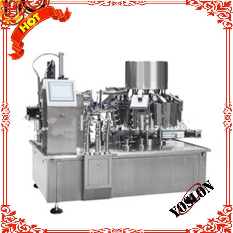 Automatic Rotary Vacuum Packing Machine Echo MR8-120RZK