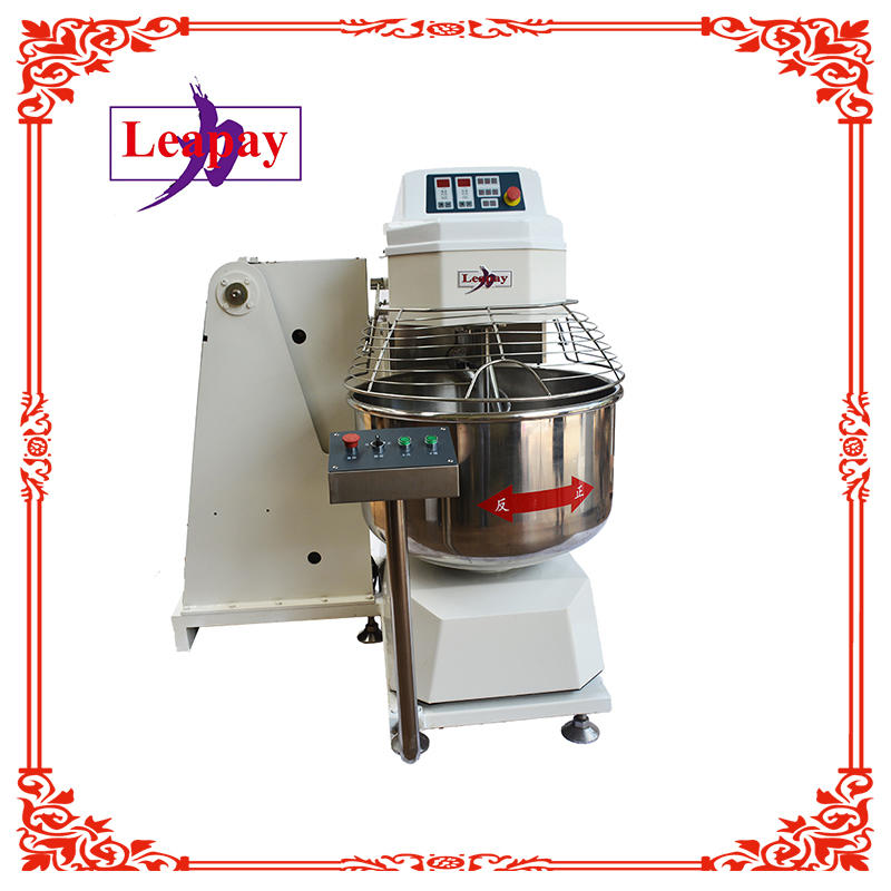 Auto tilt dough mixer/Dough Spiral Mixer Of Food Equipment