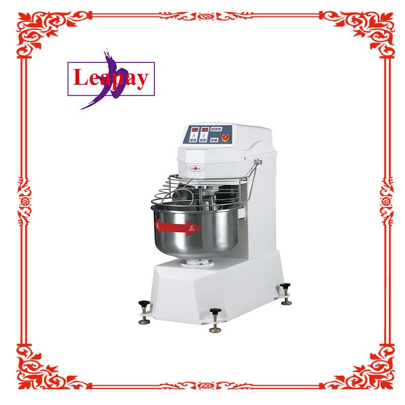 50L Food Spiral Dough Mixer/Wheat Flour Mixing Machine Bakery Equipment